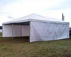 Barraca pantográfica venda