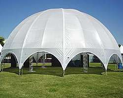 Fábrica de tendas para eventos