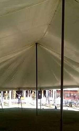 Aluguel de tenda tipo circo em Campinas