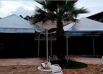Aluguel de tenda bolha