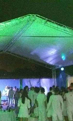 Aluguel de tendas para festas preço