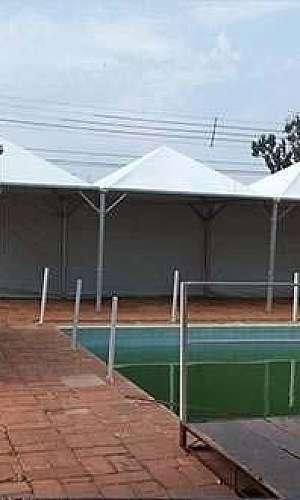 Aluguel de tendas piramidal em Valinhos