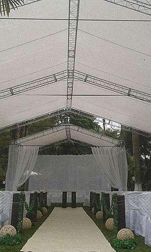 Aluguel de tendas SP preço