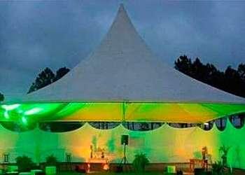 Aluguel de tendas para eventos preço