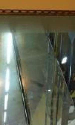 Cortina de pvc cristal