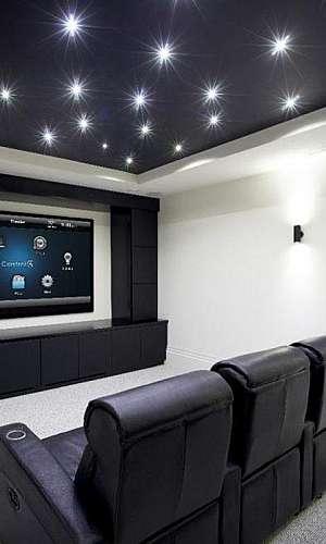 Empresa de automação de sala de cinema