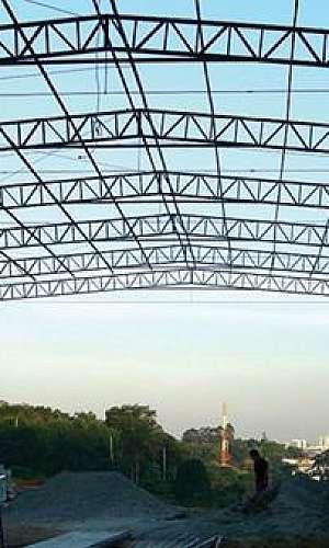 Empresa de montagem de estruturas metálicas