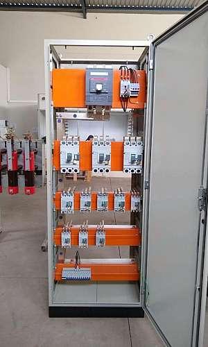 Empresas montadoras de painéis elétricos industriais