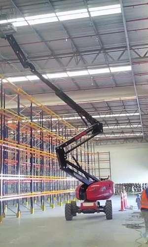 Instalações industriais Indaiatuba