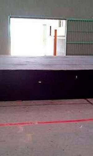 Locação de palco preço