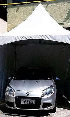 Locação de tenda fixa