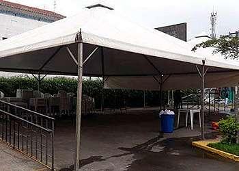Locação de tendas para eventos em itu