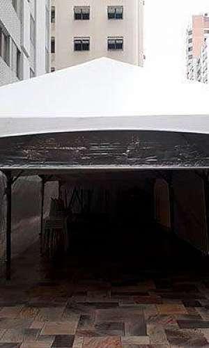 Locação de tendas para festas SP