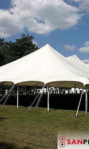 Lonas de PVC para tendas