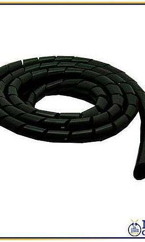 Organizador de cabo espiral