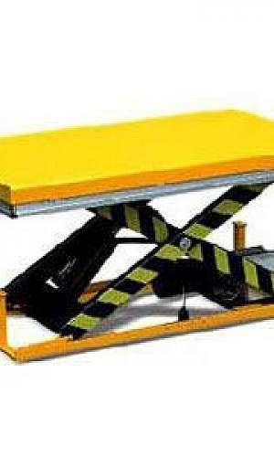 Plataforma pantográfica
