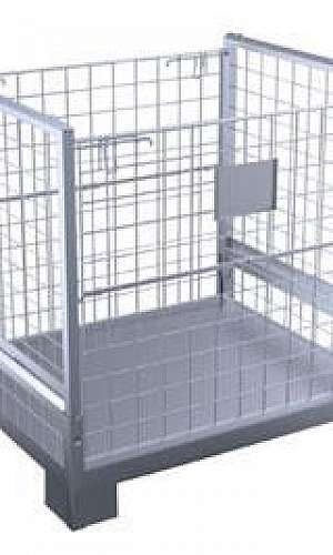 Rack aramado para armazenagem