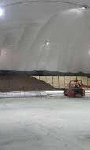 silo inflável